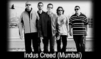 Indus Creed (Mumbai) - 13th Decmber 2010  6 pm onwards