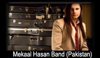 Mekaal Hasan Band (Pakistan) - 12th Decmber 2010  6 pm onwards