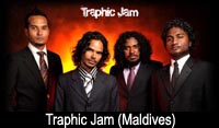 Traphic Jam (Maldives)- 13th Decmber 2010  6 pm onwards