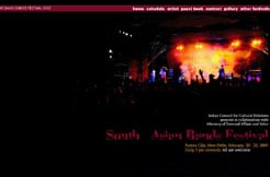 South Asian Bands Festival, February 20 to February 22, 2009